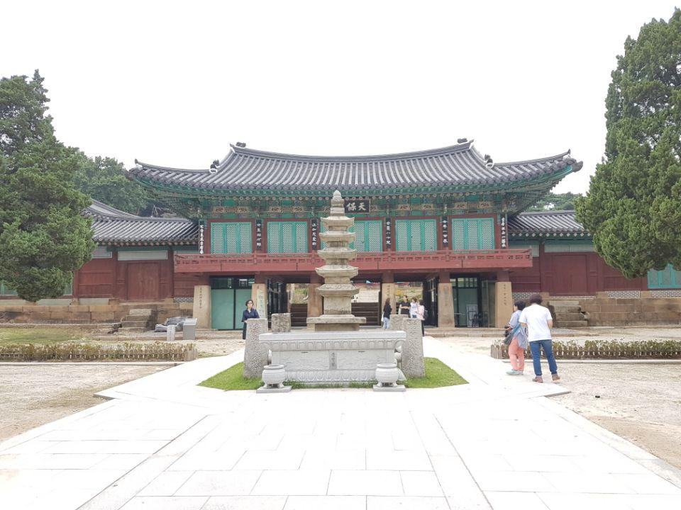 龍珠寺全景