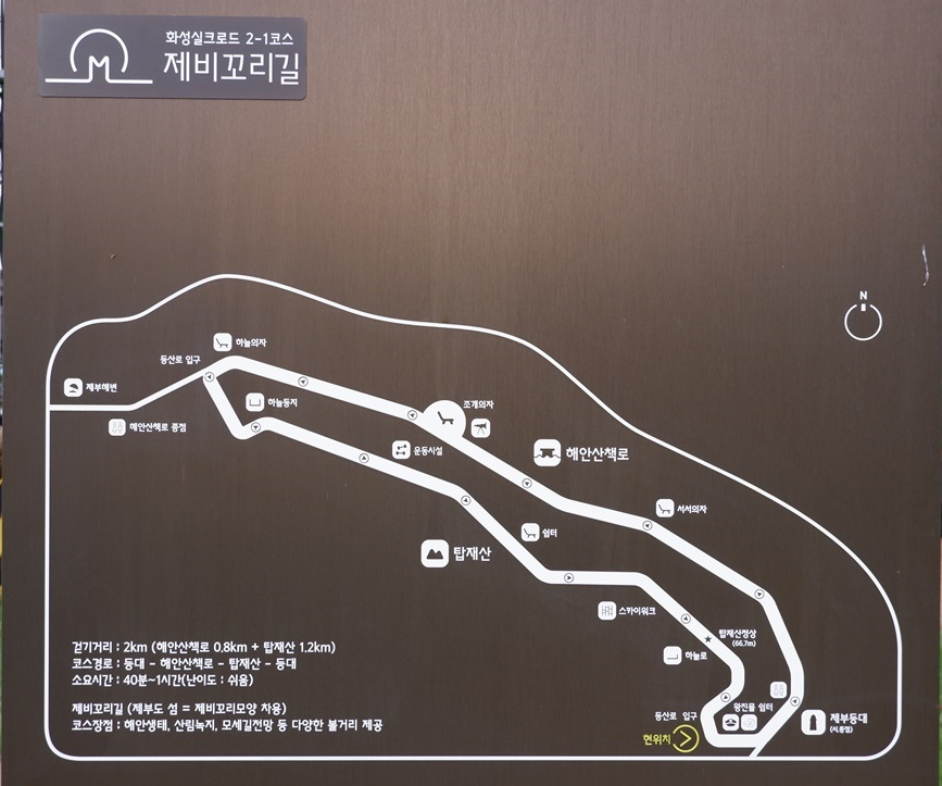 燕尾路路線指南