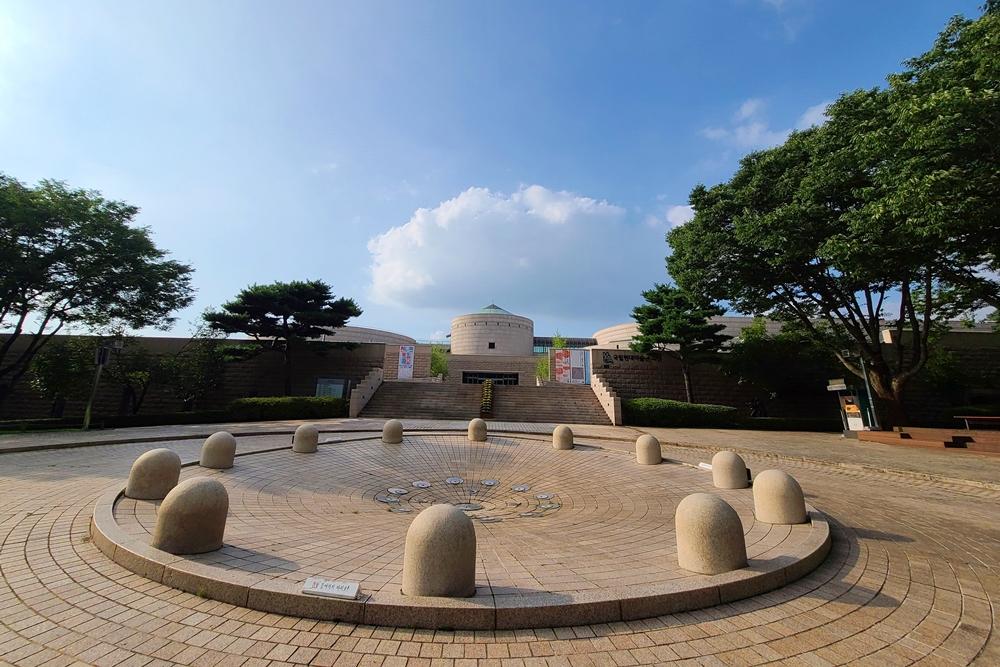 국립현대미술관 야외 조각공원 관련사진