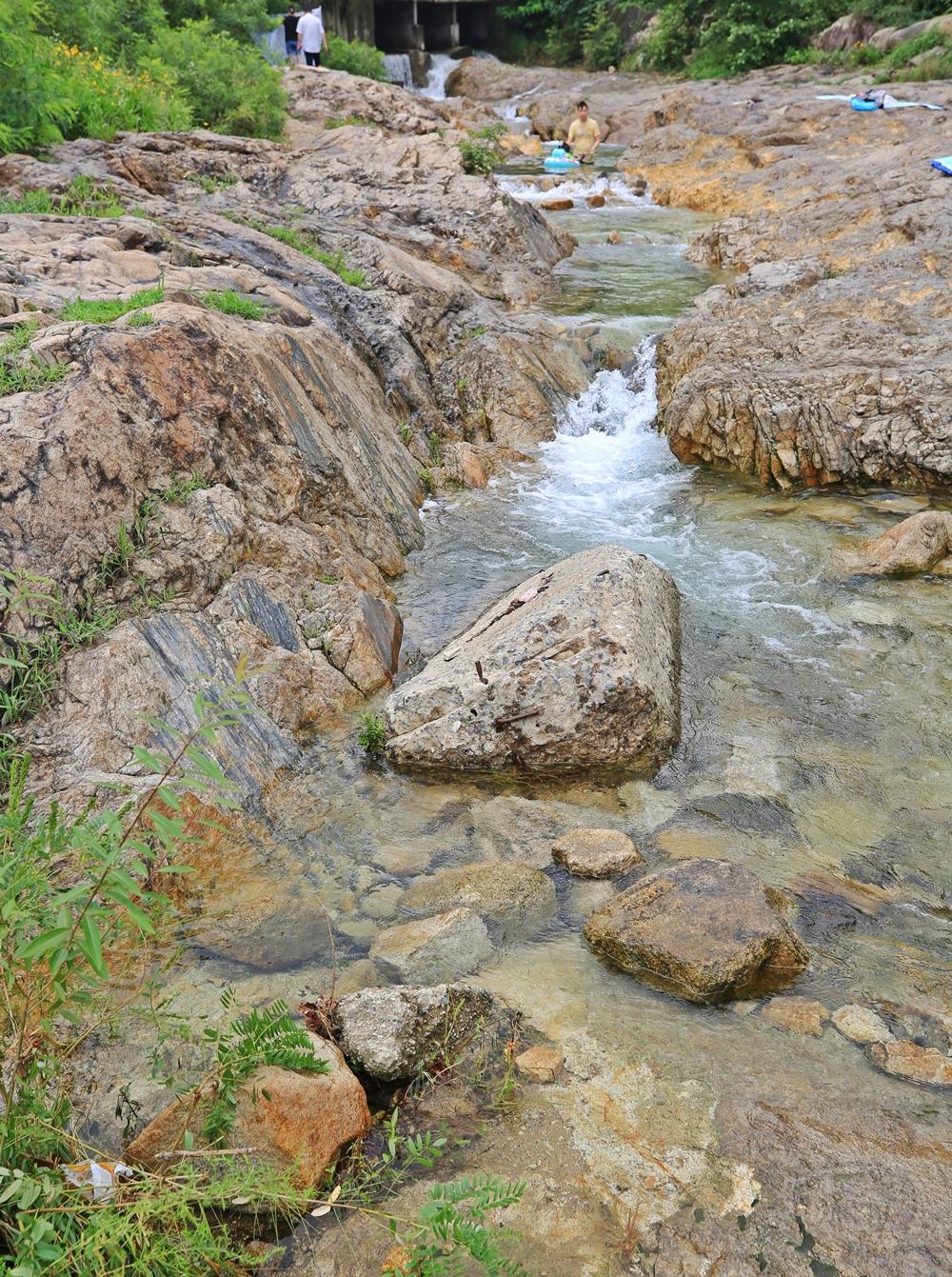 안양 삼막사 계곡 관련사진