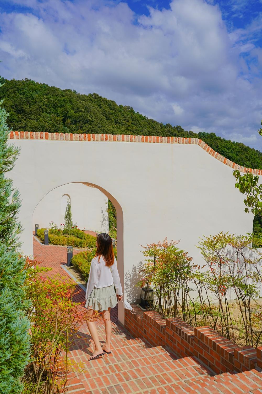 이탈리아 마을 '피노키오와 다빈치' 또 다른 입구