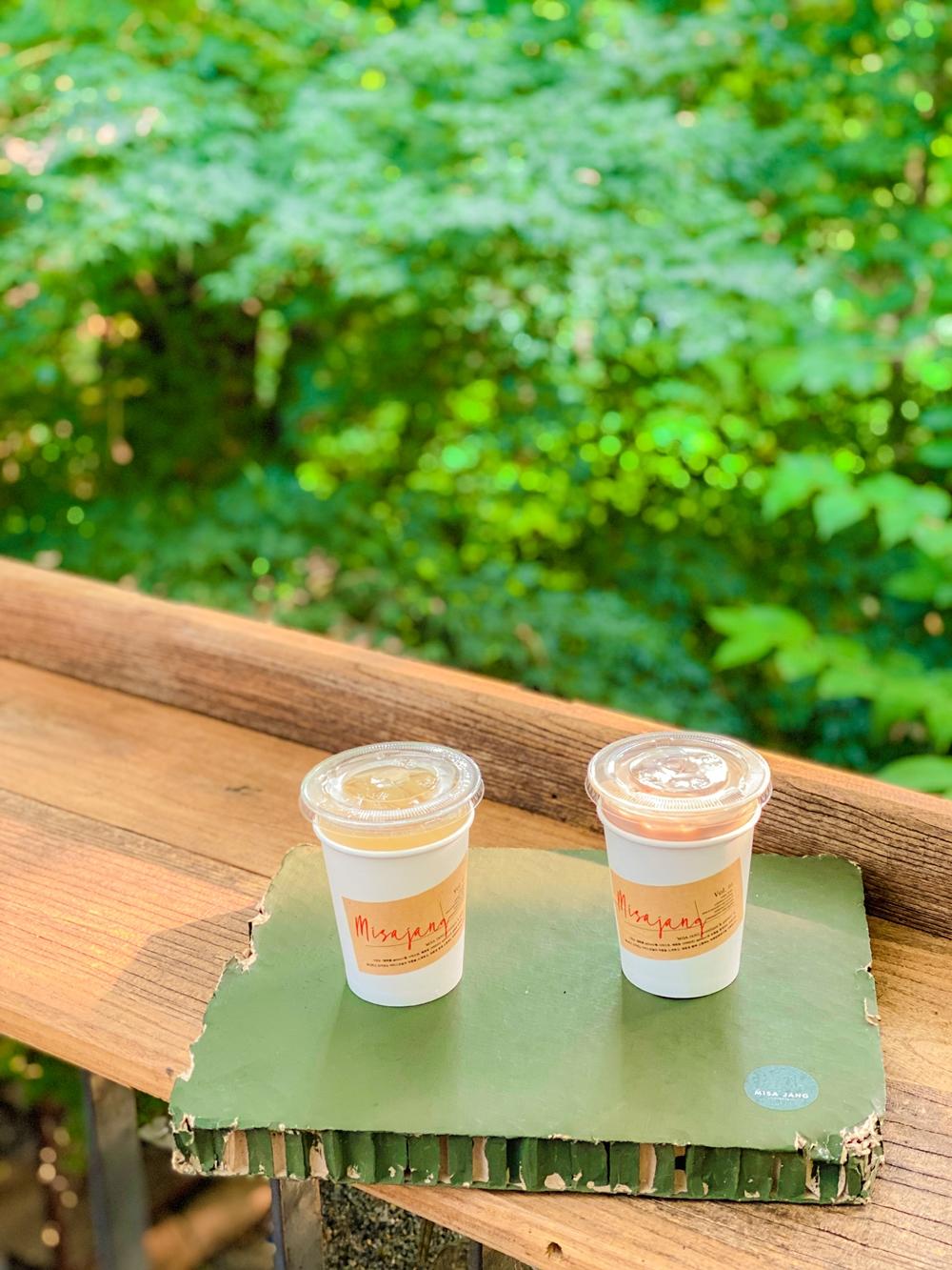 하남 미사장카페 커피 2잔