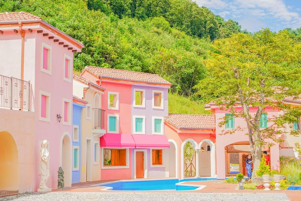 이탈리아 마을 '피노키오와 다빈치' 베네치아 마을