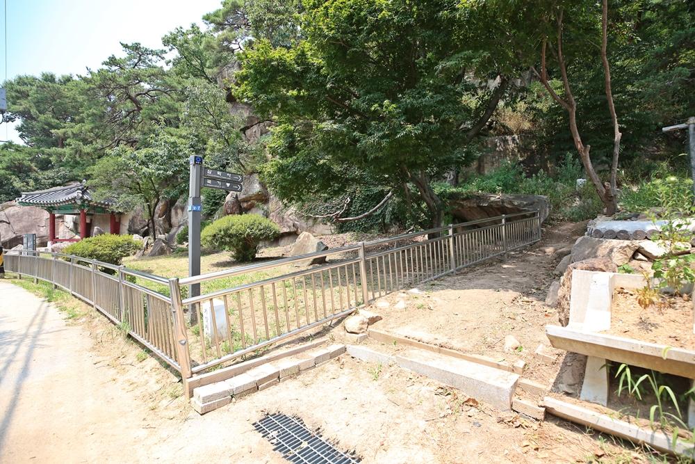 서울근교 가볼만한산 경기도 명산 안양 삼성산 등산코스 들머리